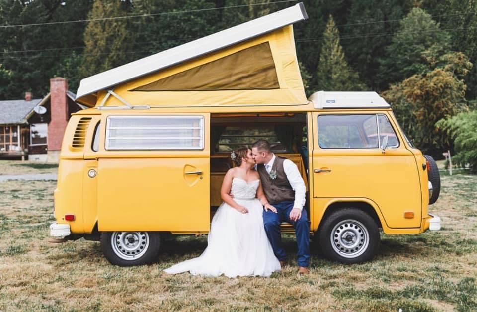 Westy Wedding Bliss