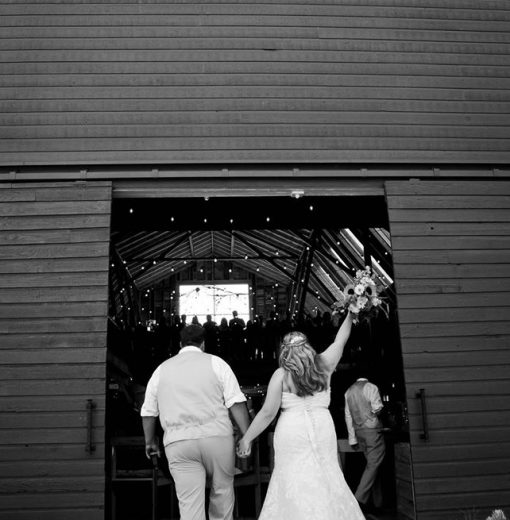 Bride & Groom Entrance