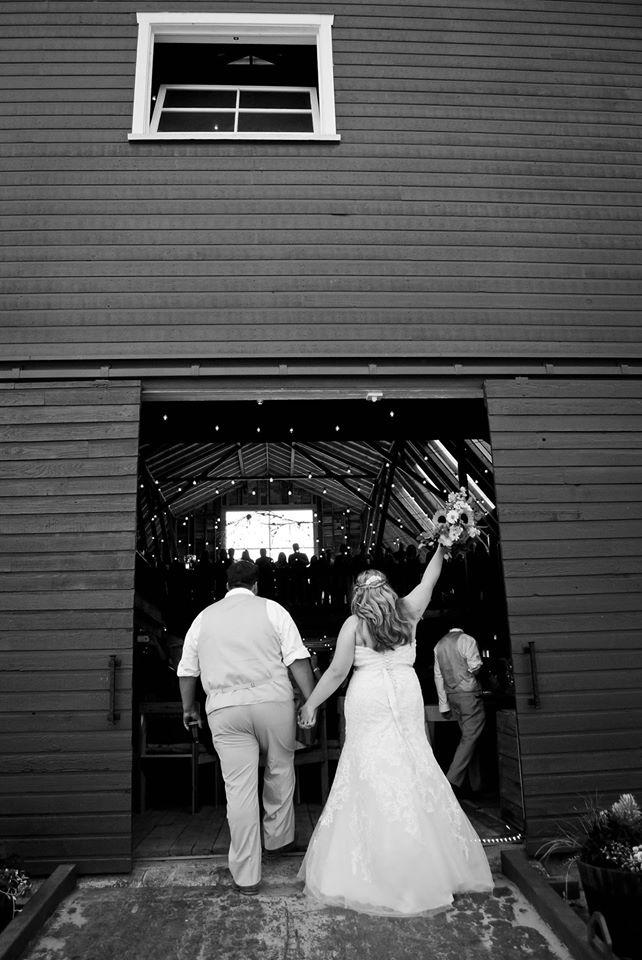 Bride & Groom Entrance