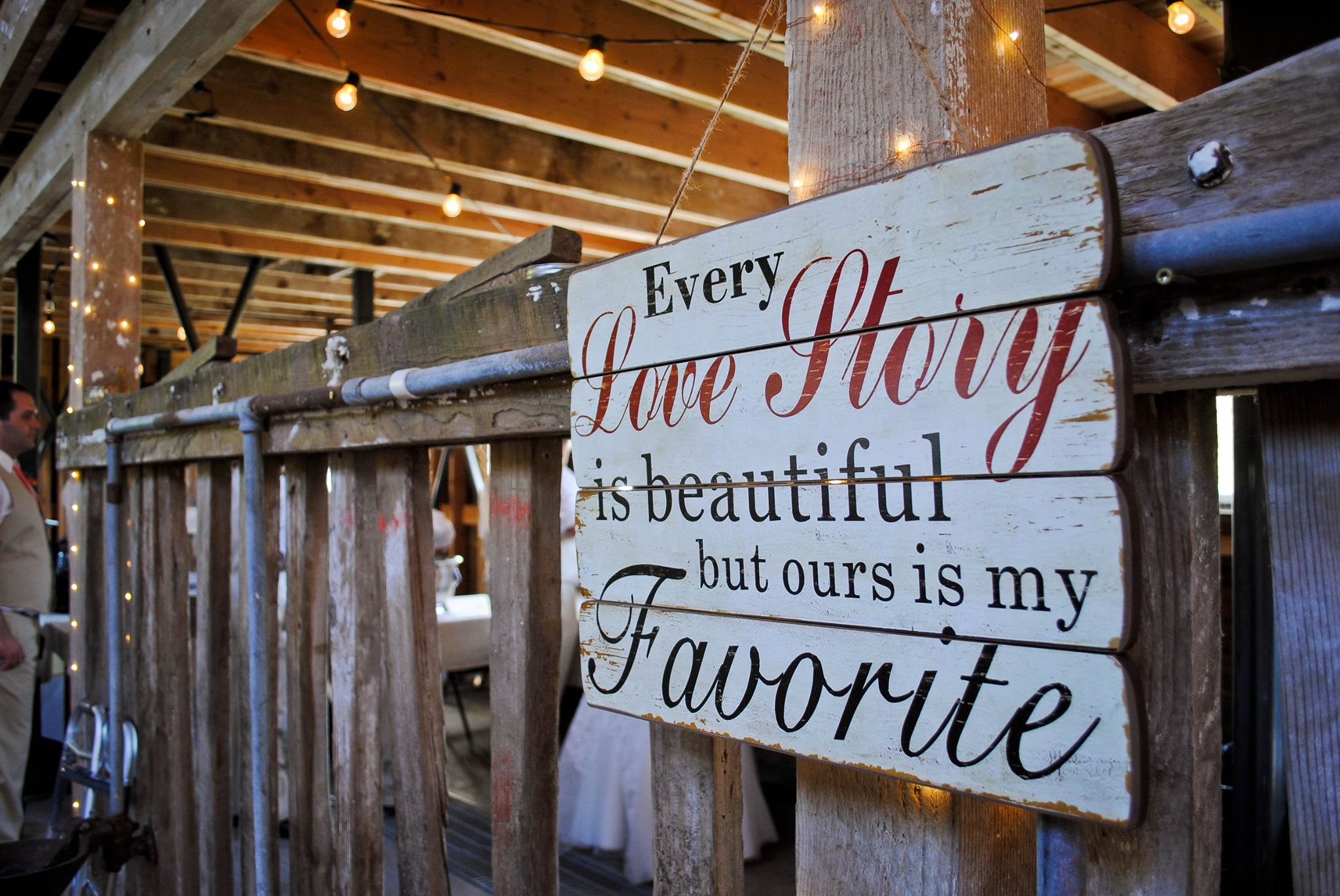Barn Decor