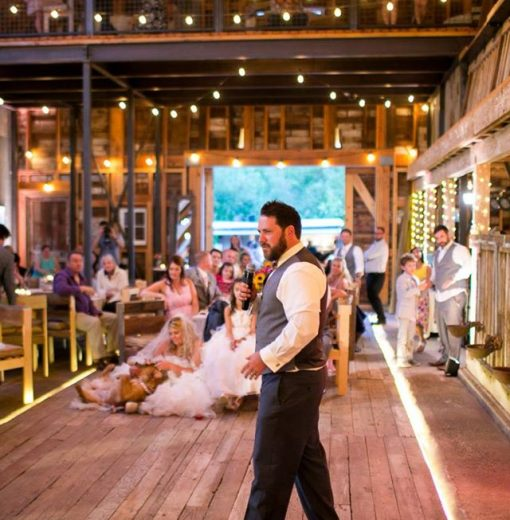 Groom Dance Floor