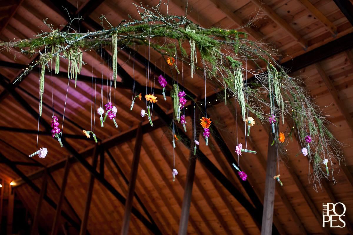 Barn Loft Hanging Arbor
